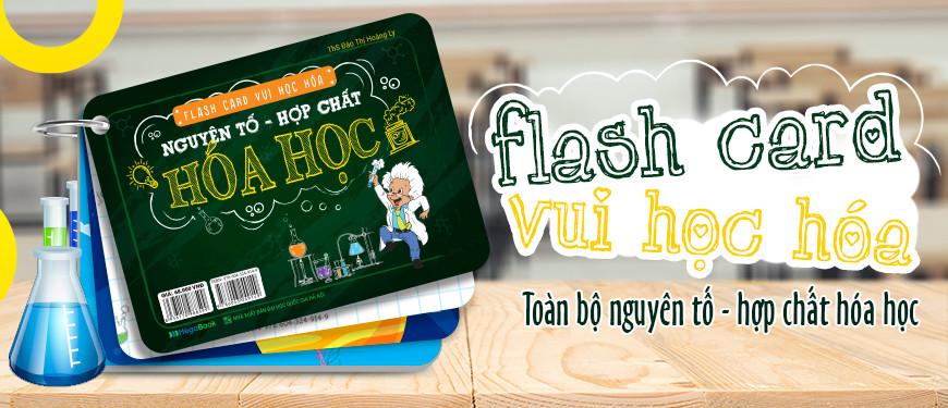 Flashcard Vui Học Hóa: Nguyên Tố - Hợp Chất Hóa Học